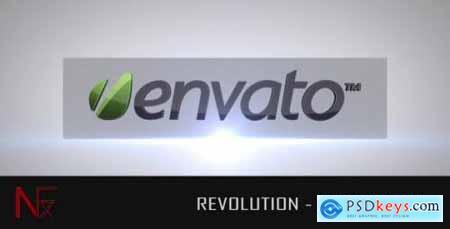 Videohive Revolution Logo Reveal 4036065