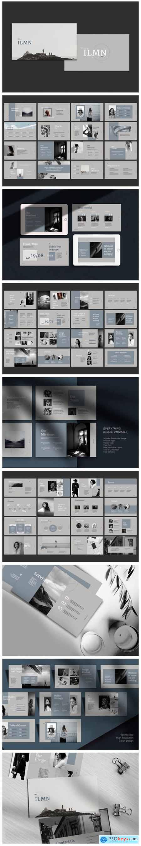 Corporate Powerpoint Templates 2321347