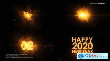Videohive Happy New Year Countdown 25346984