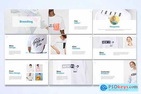 Branding - Powerpoint Google Slides and Keynote Templates
