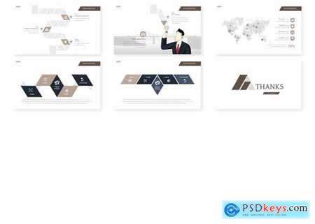 Artota - Powerpoint Google Slides and Keynote Templates