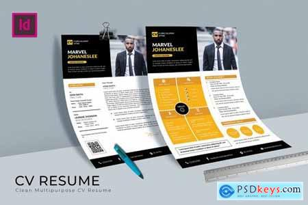 Business CV Resume Template
