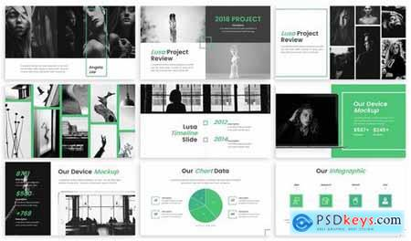 Lusa - Photography Powerpoint Template