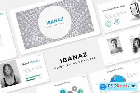 Ibanaz - Powerpoint Google Slides and Keynote Templates