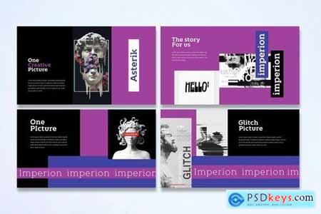 Imperion - Powerpoint Google Slides and Keynote Templates