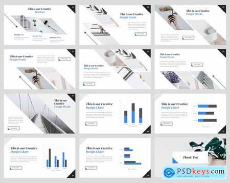 Dynamic - Creative Powerpoint Google Slides and Keynote Templates