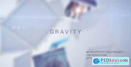 Videohive Gravity 18222393