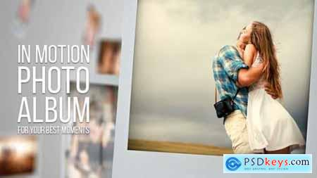 Videohive In Motion Dynamic Photo Album 10714458