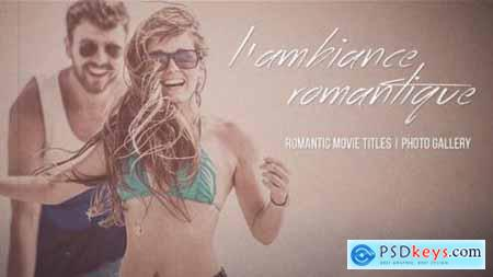 Videohive Lambiance Romantique Cinematic Titles Gallery 10707606