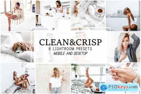 Clean and Crisp Lightroom Presets 4324570