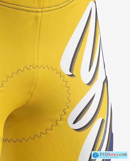Cycling Shorts Mockup 51679