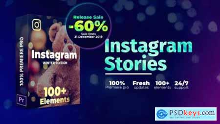 Videohive Instagram Stories For Premiere Pro 25294175