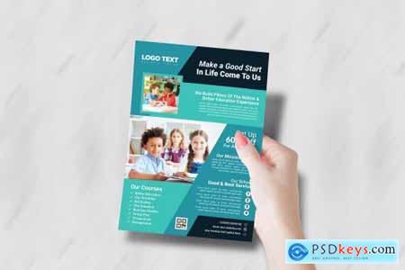 School Flyer Templates 4408340