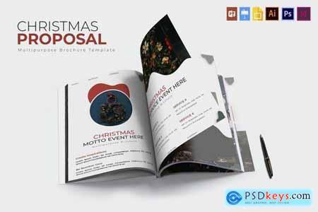 Chrismast Eve Brochure