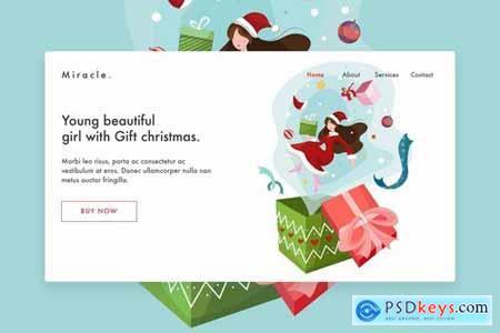Christmas web Landing