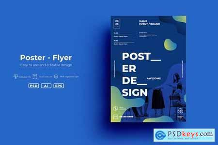 Poster Design Pack