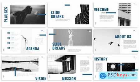 Plagues - Multipurpose Powerpoint Template
