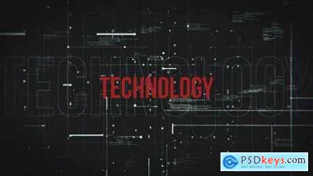Videohive Technology Grid 25346281