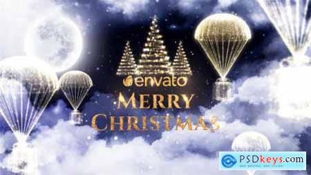 Videohive Christmas Magical Night 25183864