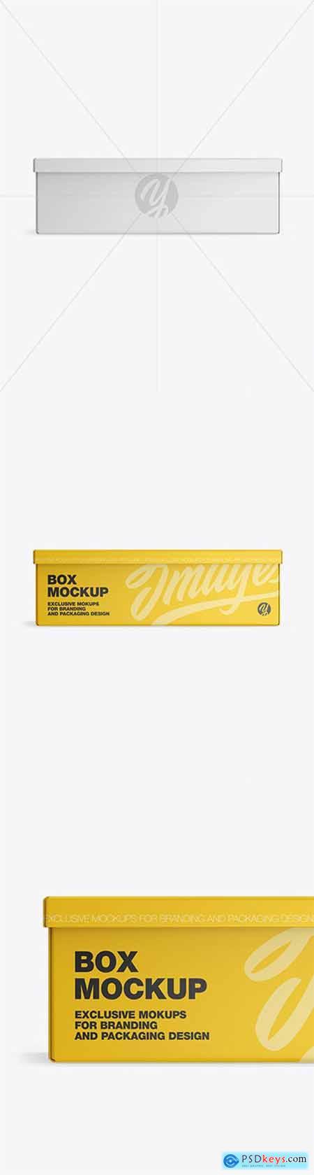 Matte Box Mockup 51062
