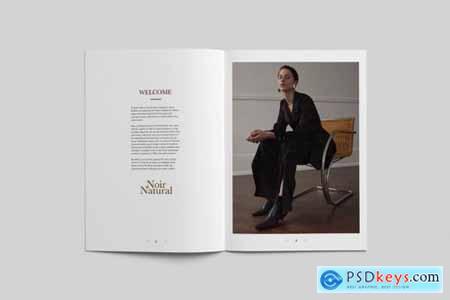 Noir Natural Moodboard Magazine 4327652