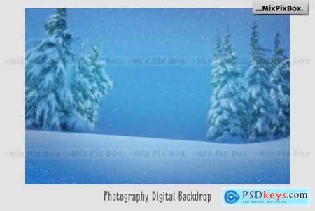 Snow Magic Overlays 4353038