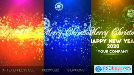 Videohive Merry Christmas 25344904