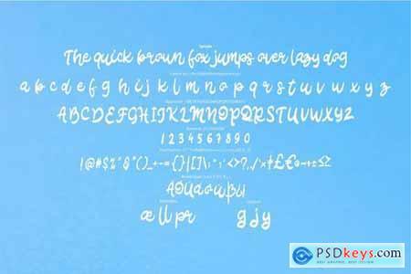 Alrte Modern Scriptotype Font