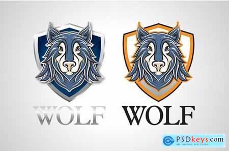 WOLF - Logo Vector