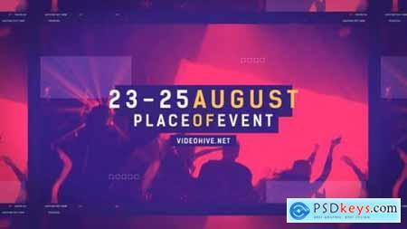 Videohive Music Event Promo Opener 25368966