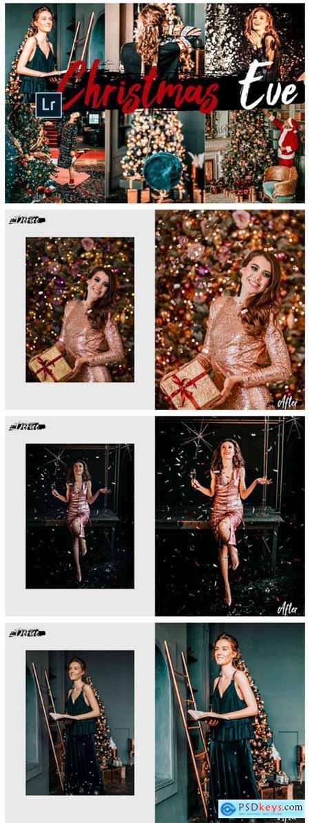 5 Christmas Eve Desktop Lightroom Preset 2239051