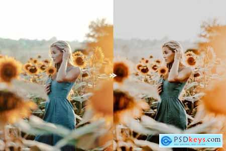 Caramel Sugar Lightroom Presets Pack 4359093