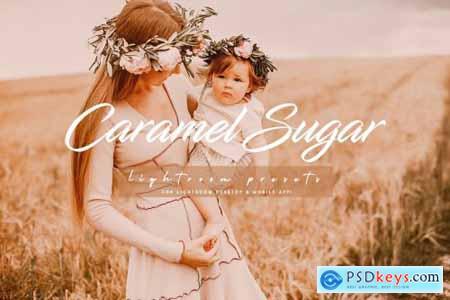 Caramel Sugar Lightroom Presets Pack 4359093