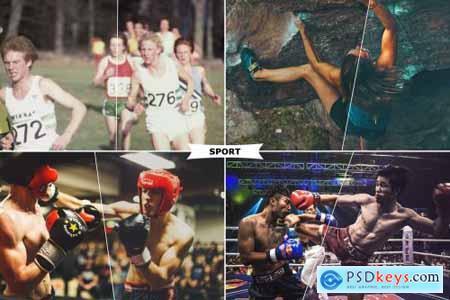 Sport Photoshop Actions 4358927
