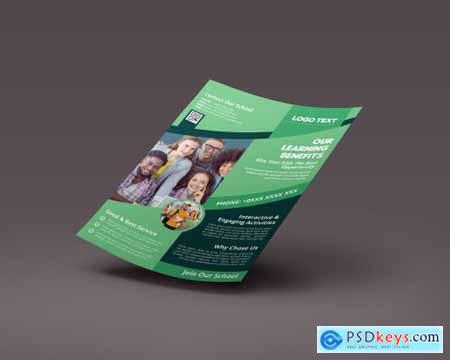 Admission Flyer Templates 4408346