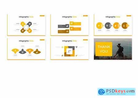 Ellow - Powerpoint Google Slides and Keynote Templates