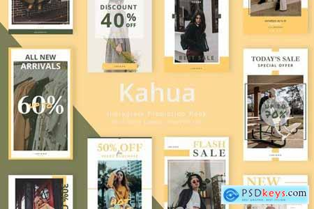 Kahua - Instagram Story Pack