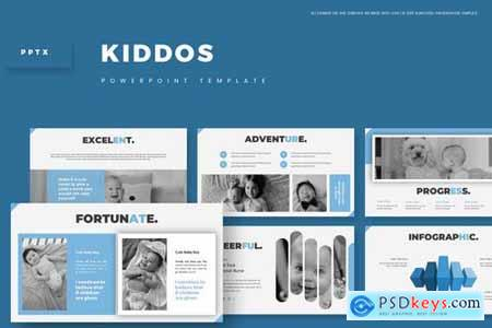 Kiddos - Powerpoint Google Slides and Keynote Templates