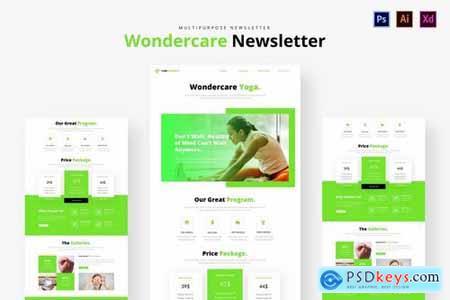Wondercare Newsletter
