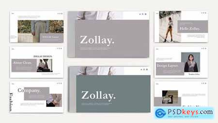 ZOLLAY - Multipurpose Powerpoint Google Slides and Keynote Templates