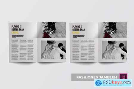 Fashiones Magazine