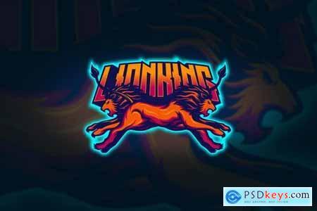 Lion - Mascot & Esport Logos