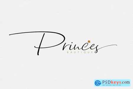 BUNDLE Princes Collections Font 4355409