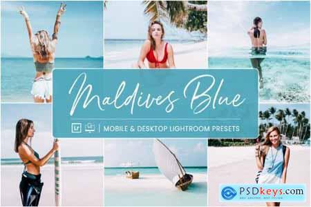 Lightroom Presets Maldives Blue 4412818