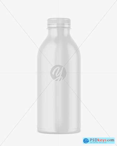 Matte Bottle Mockup 51691