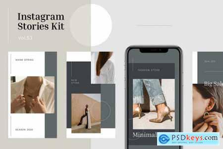 Instagram Stories Kit (Vol.53)