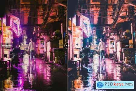 Shanghai Mobile & Desktop Lightroom Presets