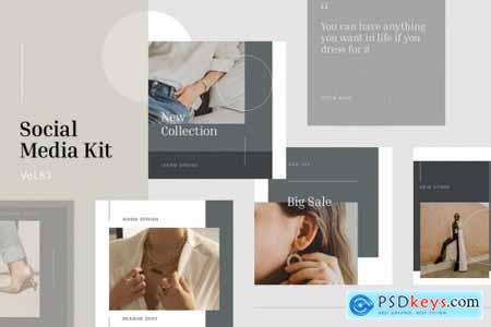 Social Media Kit (Vol.53)