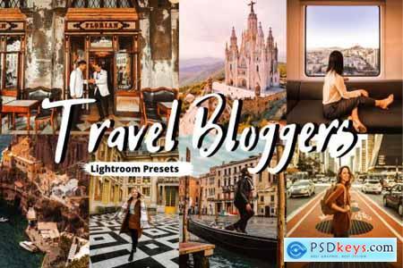 Travel Bloggers Lightroom Presets 4389852