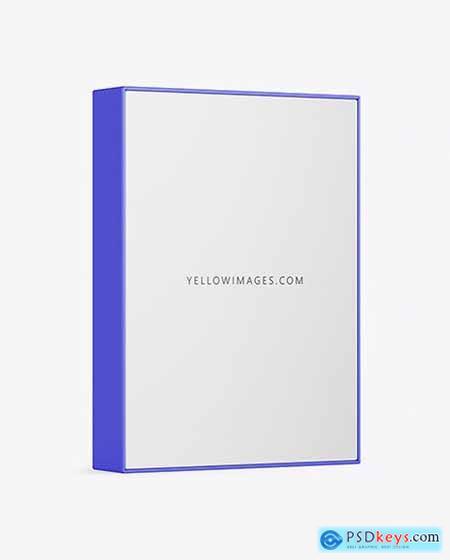 Paper Box Mockup 51505